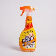 Чистящее средство для кухни Mr. Muscle Свежесть лимона 450мл