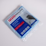 Серветка для скла PRO 35*35 мікрофібра (5шт/пак)