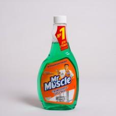 Жидкость для стекол Mr. Muscle запаска 500мл (12шт/ящ)