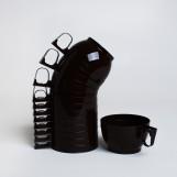 Чашка для кофе PS (34шт/пак)
