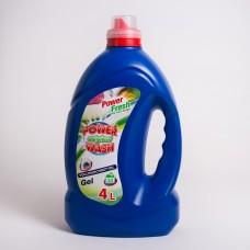 Рідкий засіб для прання Power Wash 4л