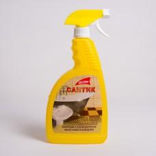 Засіб для видалення іржі та каменю SAN CLEAN  Сантік розпилювач 500мл (12шт/ящ)