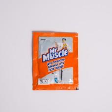 Гранули для прочищення труб Mr. Muscle 70г (20шт/ящ)