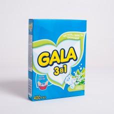 Пральний порошок GALA Свіжість конвалій 400г (20шт/пак)