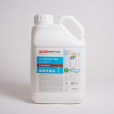 Жидкое средство для стирки PRO White 5л