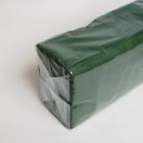 Серветка 2-х шарова зелена АЛСУ (200шт/пак)