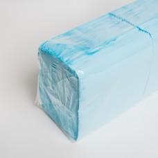 Серветка 2-х шарова голуба АЛСУ (200шт/пак)
