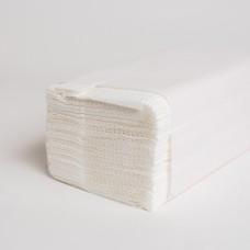 Паперовий рушник білий (20пак/міш)