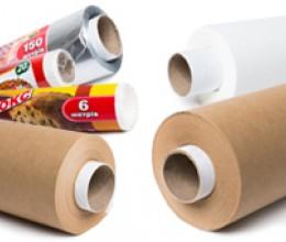 Алюминиевая фольга, рукав и бумага для запекания (26)
